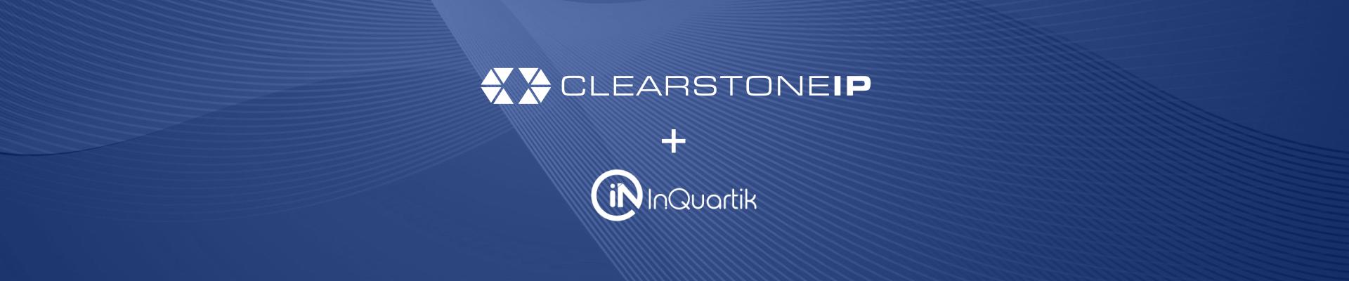 ClearstoneIP 和 InQuartik 的深化合作让 FTO 流程更简单